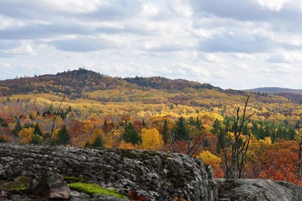 زیباترین منطقه برای عکاسی پاییزی