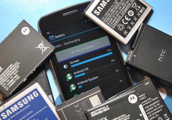 کاهش عمر باتری گوشی