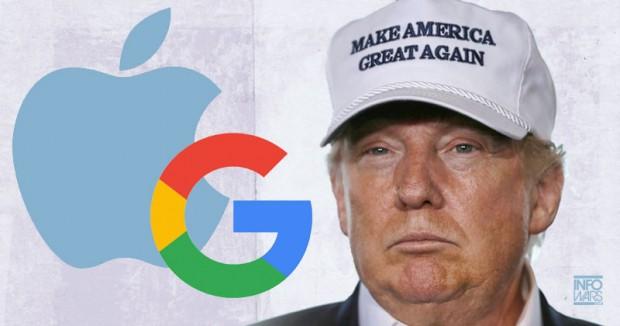 واکنش شرکت های تکنولوژی به پیروزی دونالد ترامپ