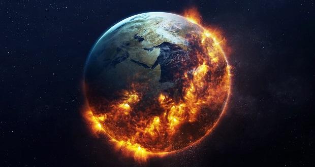 پایان عمر کره زمین