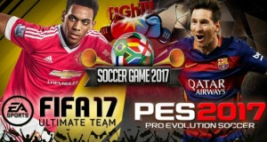 مقایسه فیفا 17 و پی اس 2017