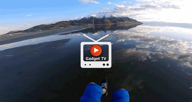 دریاچه نمک یوتا