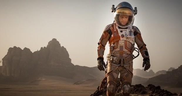 لباس مخصوص مسافران مریخ