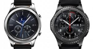 عرضه ساعت هوشمند گیر اس 3 کلاسیک و فرانتیر