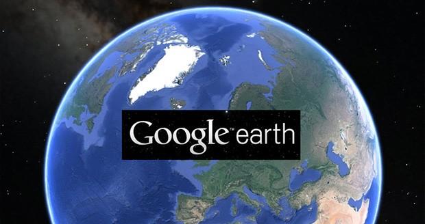 تصاویر جذاب گوگل ارث