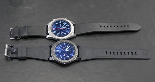 پیش فروش جدیدترین ساعت هوشمند سامسونگ آغاز شد؛ گلکسی Gear S3