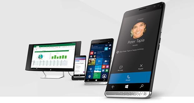 گوشی حاصل همکاری اچ پی و مایکروسافت