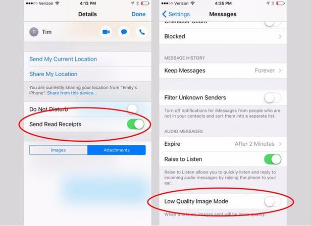 نکات و ترفندهای آپدیت iOS 10