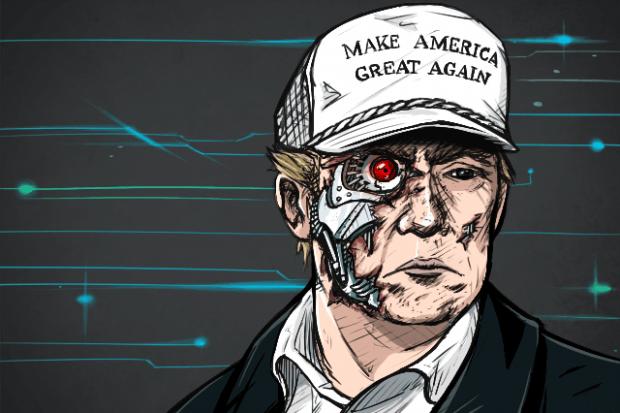 انتخاب ترامپ