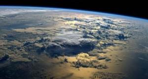 شکاف در میدان مغناطیسی زمین