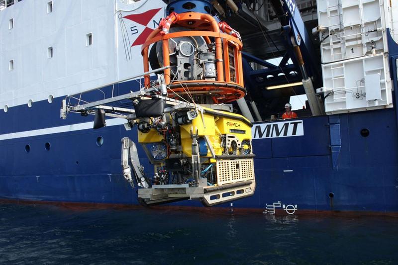 کشتی های غرق شده در دریای سیاه