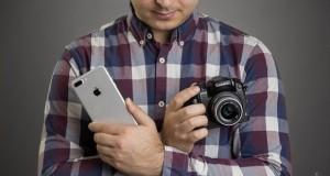 مقایسه دوربین آیفون 7 پلاس و دوربین دیجیتال حرفه ای