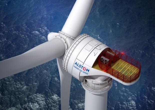 اولین مزرعه توربین های بادی فراساحل در آمریکا 3