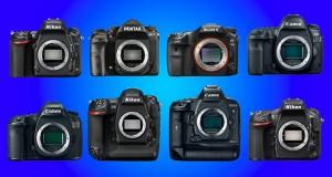 بهترین دوربین های DSLR فول فریم