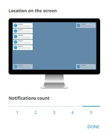 خواندن پیام تلگرام بدون تیک دوم