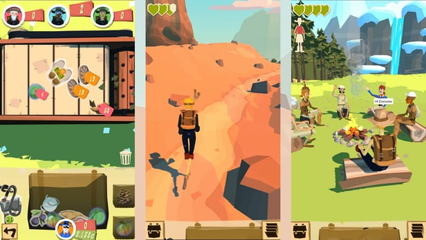 بازی و برنامه موبایل