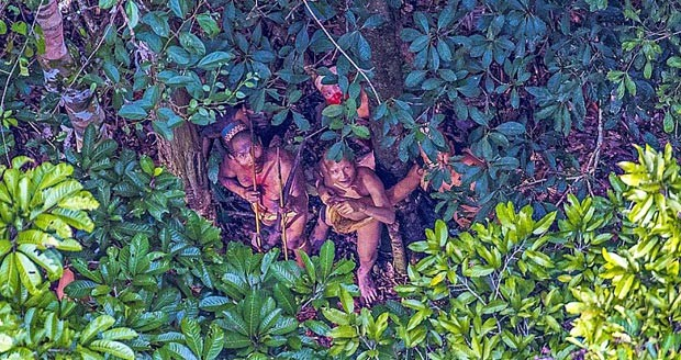 قبیله سرخپوستی