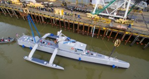 کشتی رباتیک سی هانتر