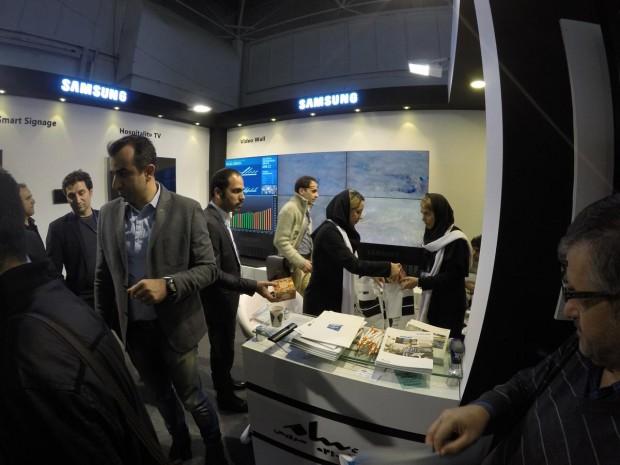 سامسونگ در نمایشگاه الکامپ 2016