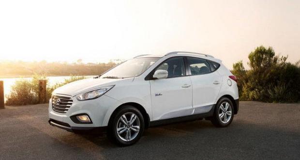 نسل جدید خودروی هیدروژنی هیوندای