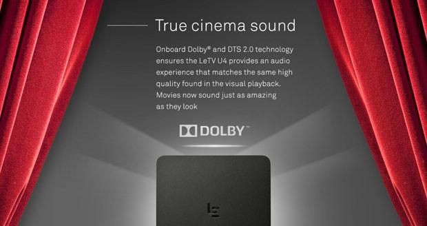 تی وی باکس LeTV Box U4