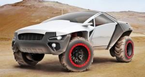 خودروی ماژولار Cefalo