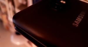نسخه مشکی رنگ گلکسی سی 9 پرو را در این تصویر لو رفته مشاهده کنید
