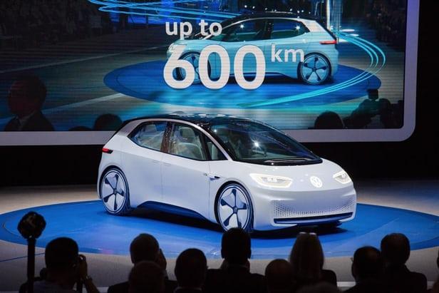 بهترین خودروهای الکتریکی سال 2016