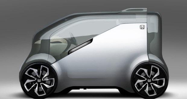 خودرو مفهومی هوندا