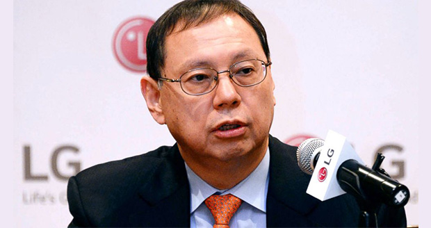 جو سئونگ جین مدیرعامل جدید ال جی