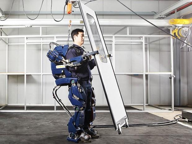 ربات های پوشیدنی به زودی در خدمت ارتش ایالات متحده قرار میگیرند