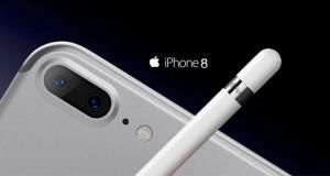 پشتیبانی از Apple Pencil در آیفون 8