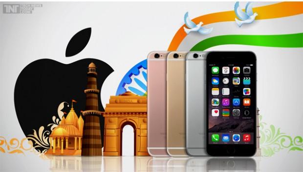 اپل در حال رایزنی با مقامات هندی برای تولید آیفون در خاک این کشور است