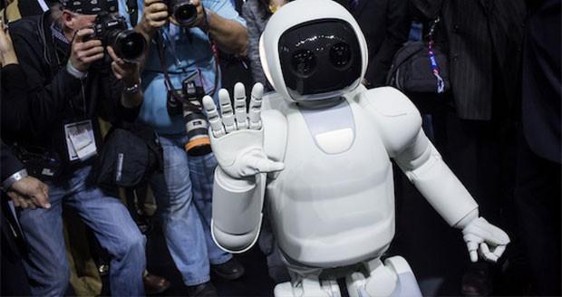 سه ربات ال جی در نمایشگاه CES 2017