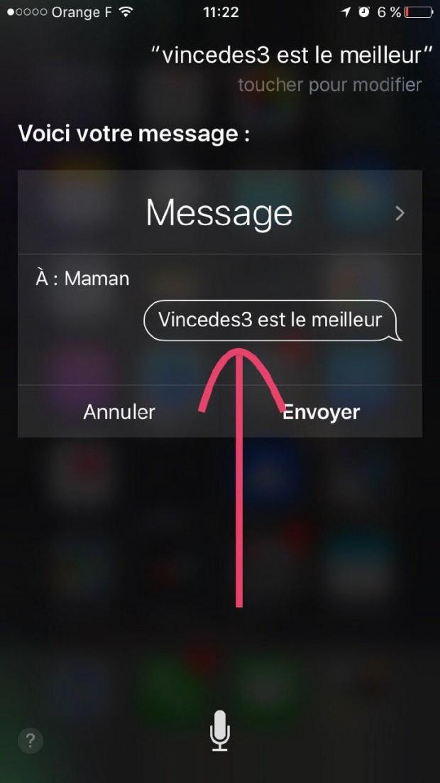 این پیام متنی میتواند نرم افزار پیام رسان آیفون را برای همیشه از کار بیاندازد!