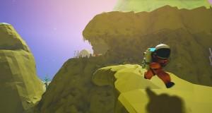 نقد و بررسی بازی Astroneer