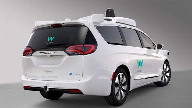 خودروی بدون راننده جدید گوگل