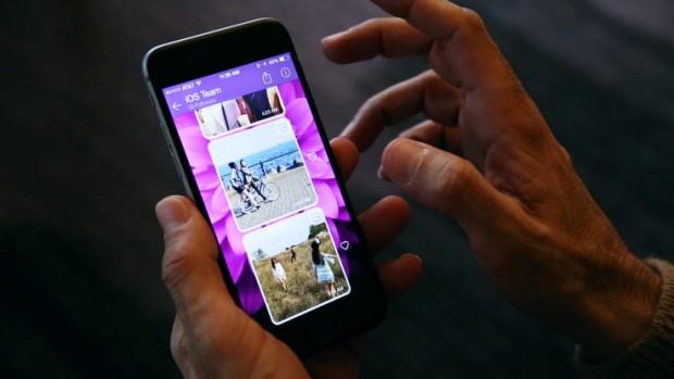 قابلیت ارسال پیام ویدیویی به آپدیت جدید وایبر اضافه شده است + لینک دانلود