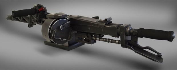 اسلحه هوشمند فیلم بیگانه ها به دنیای واقعی آمد ؛ M56 Smartgun