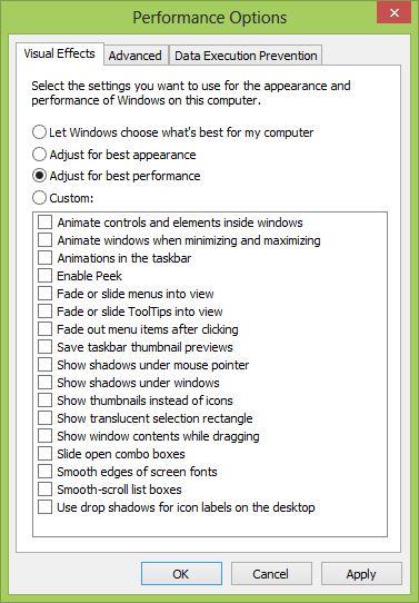 افزایش سرعت کامپیوترهای ویندوزی