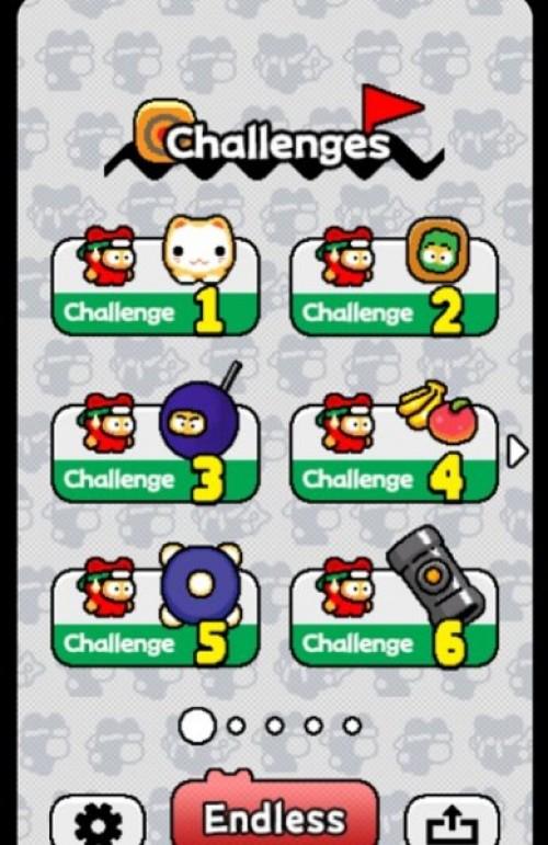 بازی Ninja Spinki Challenges