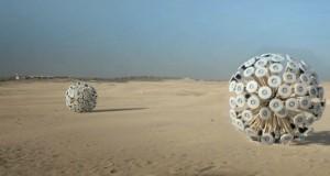 توپ مین یاب جهت پاکسازی میادین مین توسط مخترع افغان ساخته شد