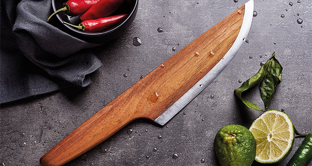 چاقوی چوبی Skid ساخت شرکت آلمانی Lignum معرفی شد