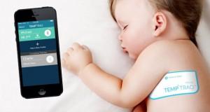 مدل جدید برچسب TempTraq میتواند دمای بدن را هنگام خواب نیز اندازهگیری کند