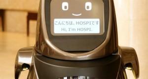 ربات های HOSPI پاناسونیک در فرودگاههای ژاپن مشغول به کار میشوند