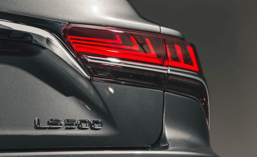 پیش بینی قیمت گوشی در 96 لکسوس LS 2018 ؛ بزرگ ترین سدان Lexus در نمایشگاه دیترویت ...
