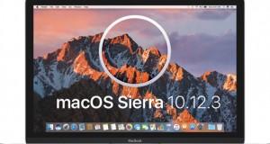 مک او اس سیرا 10.12.3 با بهبودهای گرافیکی برای مک بوک پرو منتشر شد