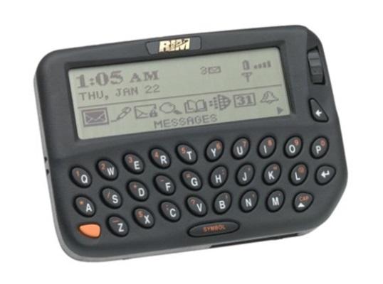 بلک بری (BlackBerry)
