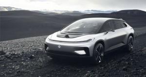 مدل FF91 از راه رسید؛ با اولین خودروی برقی فارادی فیوچر آشنا شوید