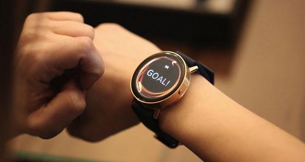 رونمایی از ساعت هوشمند Vapor ؛ اولین اسمارت واچ Misfit با نمایشگر لمسی
